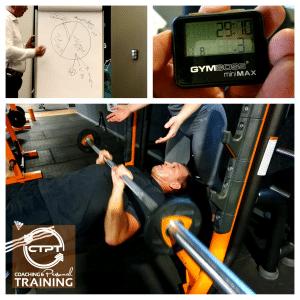 training breda personal afvallen