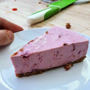 eiwitrijke kwarktaart breda recept