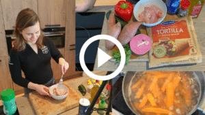 koken recepten personal trainer breda