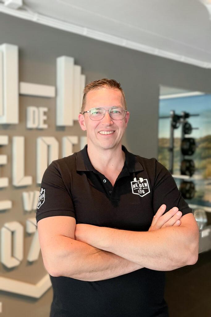 Marc Willekes personal trainer